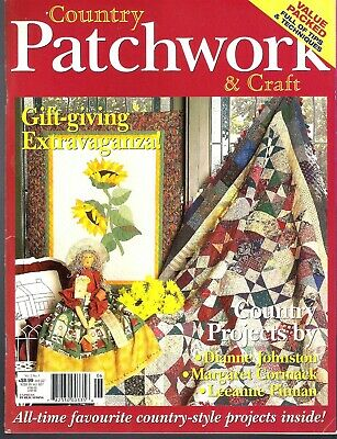 Country Patchwork & Craft - Vol. 2 No. 3