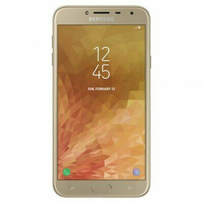 Samsung Galaxy J4 2018 SM-J400F/DS Duos 16GB Mobile Smartphone Gold Unlocked