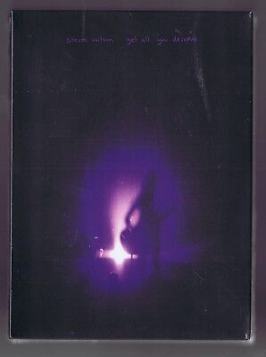 Steven Wilson - Get All You Deserve 2xCD DVD BluRay Boxed Limited Edition New