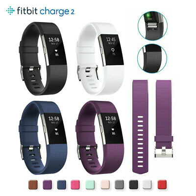 Wristband Loop Band Replacement Strap For FitBit Charge 2 Sports Bracelet Watch