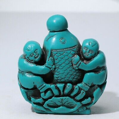 Chinese Exquisite snuff bottle