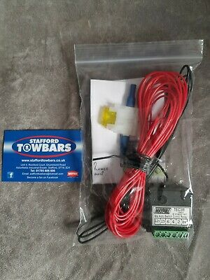30amp Towbar Towing Self Switching Relay For Charging Systems Alko hitch relay