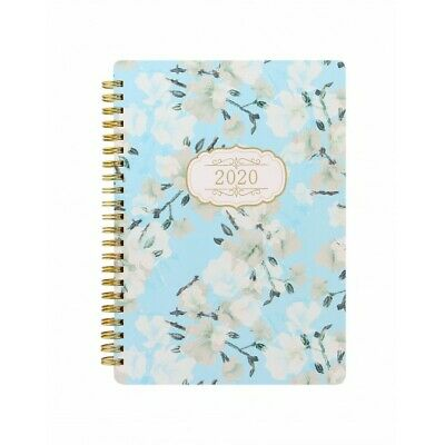 Letts Bloom A5//A6 Week to View Diary 2020 in 4 Colours