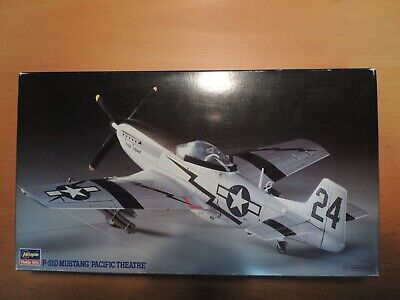 Hasegawa 1/48(AEROMASTER DECAL) P-51D MUSTANG `PACIFIC THEATRE' (JT113)