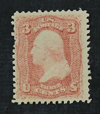 CKStamps: US Stamps Collection Scott#65 3c Washington Mint NH OG