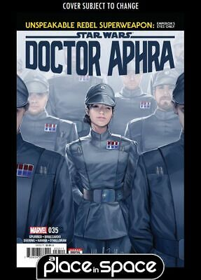 Star Wars: Doctor Aphra #35A (Wk34)