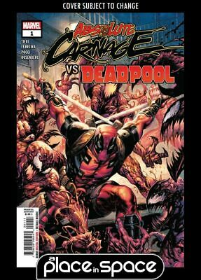 Absolute Carnage Vs Deadpool #1A (Wk34)
