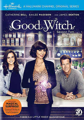 THE GOOD WITCH COLLECTION Region 1 [DVD] Witch's Family