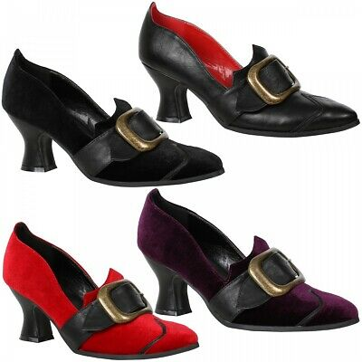 253 SOLSTICE Costume Shoes Adult Christmas