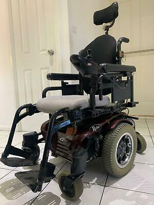 Power, electric wheelchair RECENTLY SERVICED bran new batteries
