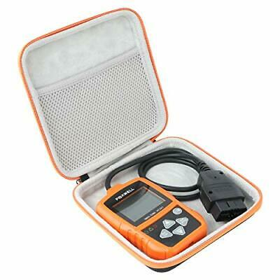 khanka Hard Travel Case Replacement for Foxwell NT201 Auto OBD2 Scanner Check