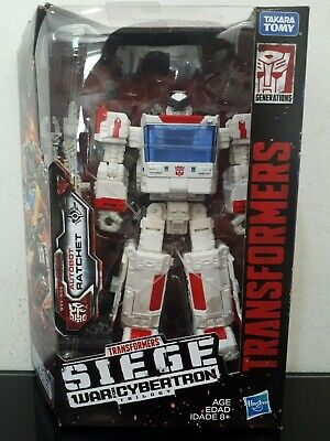 Transformers Siege War For Cybertron Deluxe Class Ratchet Toys 'R' Us Exclusive