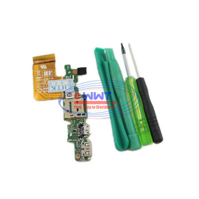 FREE SHIP for Dell Venue 11 Pro 7130 Charger Dock Port Flex Cable + Tool VJFE103
