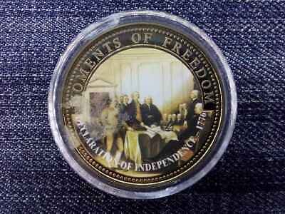 Liberia Moments of Freedom Declaration of Independence - 1776