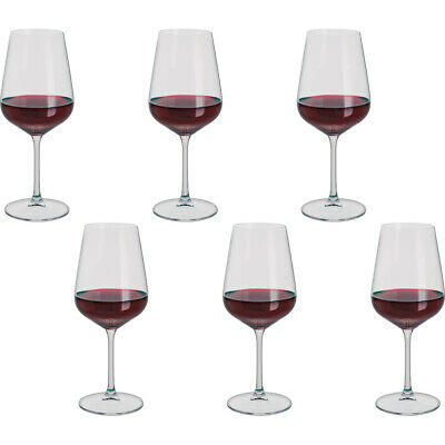 Dartington Crystal Select Pack of Six Red Wine Glasses (Blue Box)