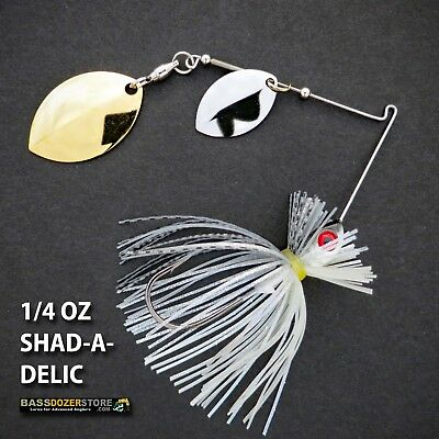 Spinners & Spinnerbaits, Baits, Lures & Flies, Fishing