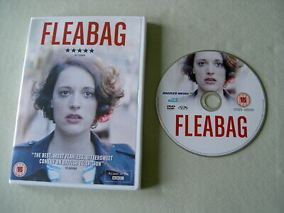 FLEABAG Series 1 UK DVD Phoebe Waller-Bridge Olivia Colman