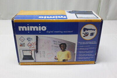 Mimio Conference Solution Digital Meeting Assistant Virtual Ink