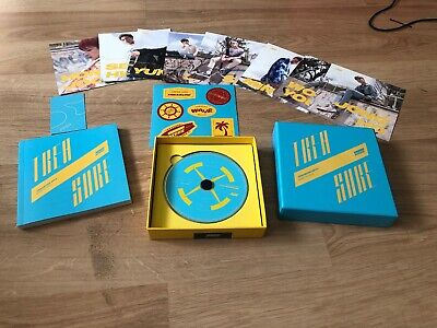 ATEEZ: TREASURE EP.3 , Wave version (KQ) K-POP No Member Card and Group Card