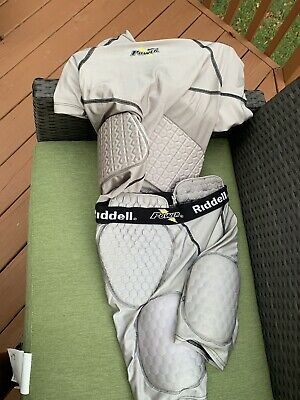 Riddell Electric Top (Adult Medium) and Girdle (Small)