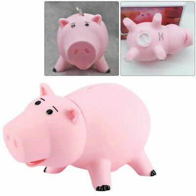 Toy Story 4 Hamm Piggy Bank Money Box Christmas Gift Kids Saving Coin Penny Cash