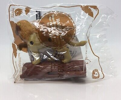 Mcdonalds 2019 THE LION KING Happy Meal Toy #9 SIMBA-New!!