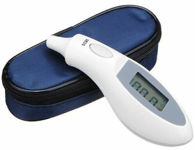 Digital LCD Thermometer Safe In Ear Baby Adult Infrared Forehead Temperature Pro