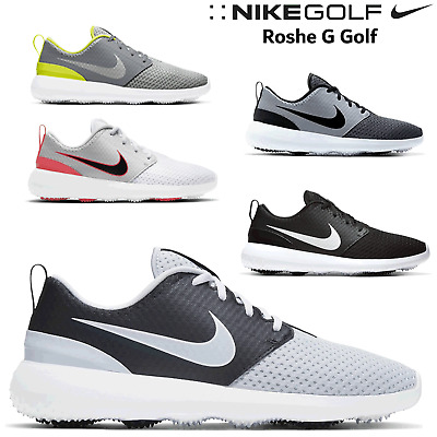 Nike Golf Shoes Roshe G 2020 Mens Spikeless Golf Shoes All Sizes Colour Options 62 99 Picclick Uk