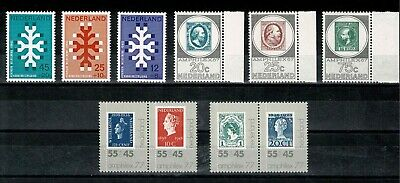 Netherlands modern MNH stamps in complete sets. One time only