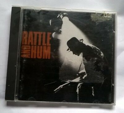U2 - Rattle and Hum (Original Soundtrack,1988 FILM)Includes the hit PRIDE