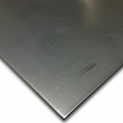 """410 Stainless Steel Sheet 0.025"""" x 24"""" x 48"""""""