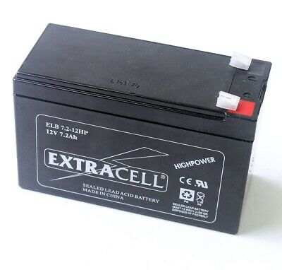 Go Kart Extracell 12v Lead Acid Battery Brand New