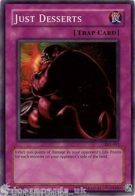 SKE-018 Trap Master Common UNL Edition Vintage Mint YuGiOh Card