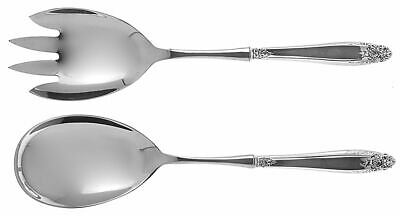 International PRELUDE STERLING 2 Piece Salad Set (Stainless Implements) 1860596