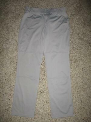 Under Armour Mens White Open Bottom Cut Relaxed Fit Baseball Pants NWTs Other