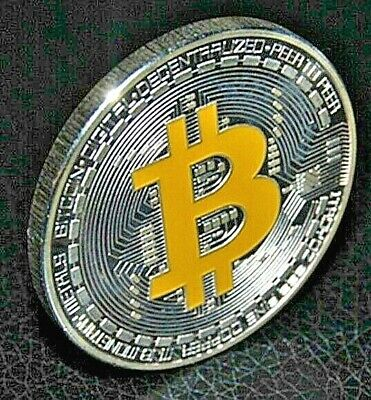 BitCoin Gold & Silver Coin Crypto Currency Trading Virtual On Line Libra Lite UK