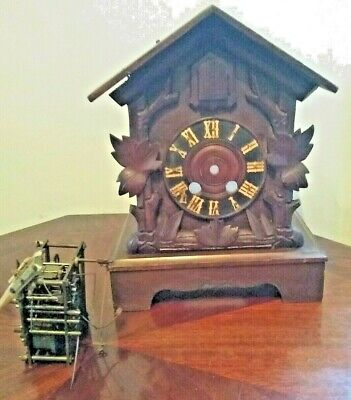 Table Cuckoo Clock Easy Project!