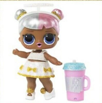 LOL Surprise Sugar Glam Glitter Series Doll Ball Big Sister COLOR CHANGER New!