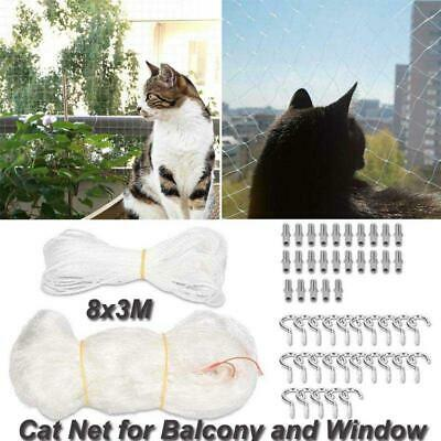 Pet Guard Net Home Balcony Safety Dog Barrier Mesh Protector Storage Net