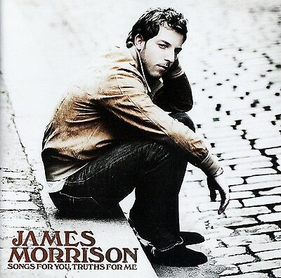 James Morrison : Songs For You, Truths For Me / Cd