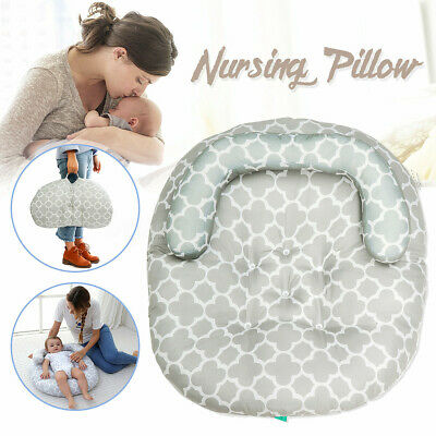 Baby Infant Newborn Pillow Cushion Sleeping Flat Head Safety Support Pad Soft US