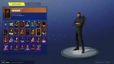 Fortnite Account With Rare Skin I Fast Shipping