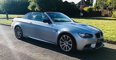 2008 Bmw M3 Convertible Dct Auto