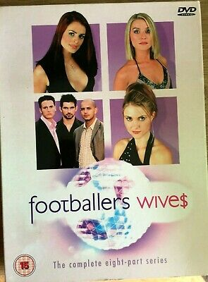 Footballers' Wives Temporada 1 DVD Caja Set Británico TV Serie Drama