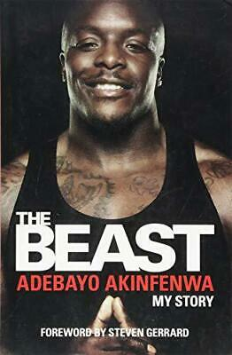 The Beast: My Story by Akinfenwa, Adebayo, NEW Book, FREE & FAST Delivery, (Pape