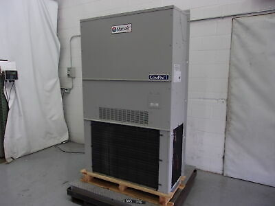NEW Marvair 3-Ton ComPac I Wall Mount AC & Heater HVAC Unit 480V R410a (MIS3196)