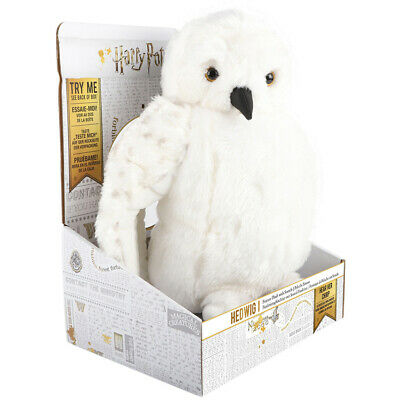 Harry Potter Hedwig Feature Plush with Sounds