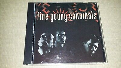 Fine Young Cannibals By Fine Young Cannibals Cd 1997 Music Album Songs 12 Tracks