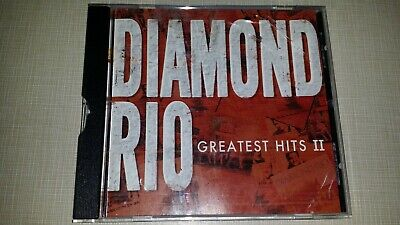 Greatest Hits 2 By Diamond Rio Cd 2006 Arista Country Music Album Songs 13 Track