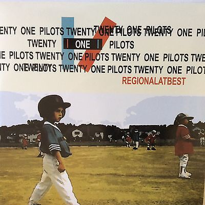 "Twenty One Pilots "" Regional At Best New Vinyl Lp"
